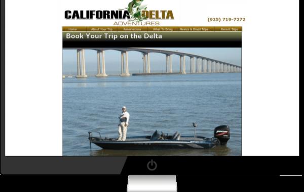 California Delta Fishing Adventures