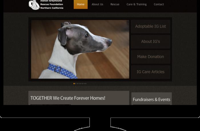 Nor Cal Italian Greyhound Rescue